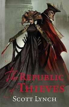 Scott Lynch - The Republic of Thieves